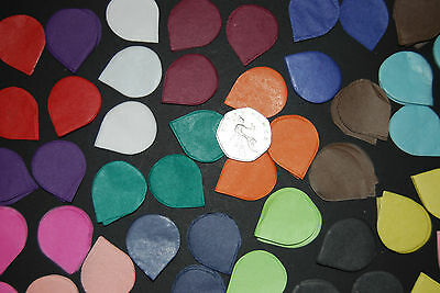Wedding CONFETTI 1000 Petal shapes Bio Degradable  - Fun for kids and adults -