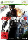 Just Cause 2 -- Limited Edition (Microsoft Xbox 360, 2010, DVD-Box)