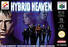 Hybrid Heaven (Nintendo 64, 1999)