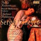 Sergey Taneyev - Sergei Taneyev: Concert Suite for Violin & Orchestra; Entr'acte; Oresteya Overture (2000)