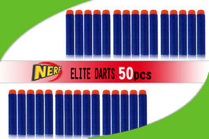 Lot-50-Nerf-N-strike-Elite-Rampage-Retaliator-Series-Blasters-Refill-Clip-Darts