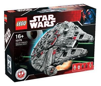 Lego Star Wars Ultimate Collector's Millennium Falcon (10179)