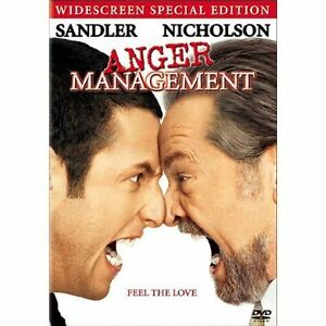 Anger Management Dvd 2003 Widescreen Special Edition Ebay