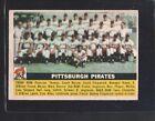1956 Topps Pittsburgh Pirates #121 Baseball Card