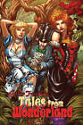Tales from Wonderland: v. 1 by Raven Gregory, Ralph Tedesco, Joe Brusha (Paperback, 2009)