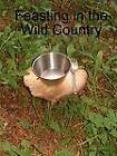 Feasting in the Wild Country by mary holmes (Paperback, 2009)