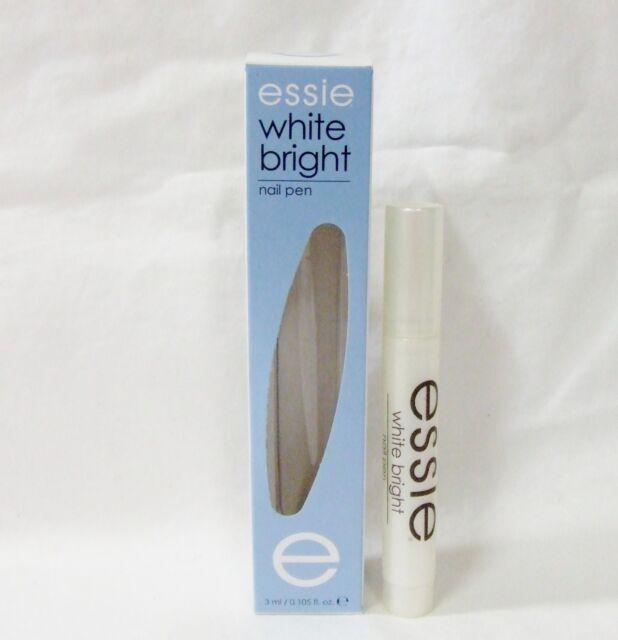 Essie Nail Treatment BRIGHT WHITE Pen Brightener