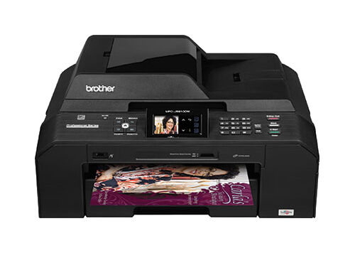 Brother MFC-J5910DW All-in-One Inkjet Printer for sale online | eBay