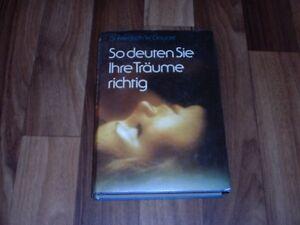 Dr-F-W-Doucer-SO-DEUTEN-SIE-IHRE-TRAUME-RICHTIG-Botschaften-der-Seele
