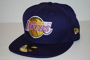 Los-Angeles-LA-Lakers-New-Era-NBA-Basketball-Team-HWC-59-50-Fitted-Cap-Hat