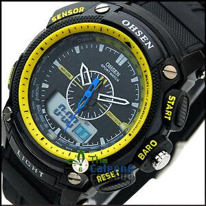NEW-OHSEN-LED-Sport-Fashion-Date-Round-Men-Digital-Wrist-Watch-Boy-mesa