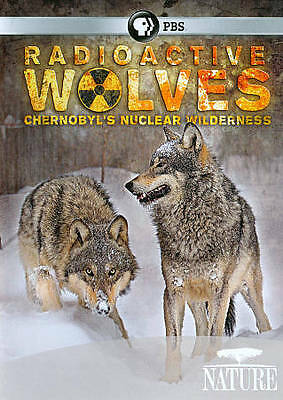 NATURE-NATURE:RADIOACTIVE WOLVES DVD NEW