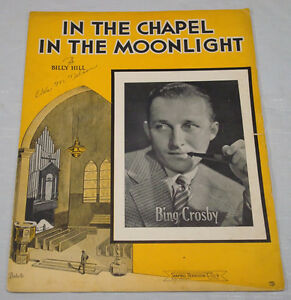 1936-CHAPEL-IN-THE-MOONLIGHT-Sheet-Music-BING-CROSBY-Barbelle-Cover