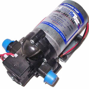 Shurflo 2088-443-144 45 PSI 12v Fresh Water Demand Switch 3.6 gpm