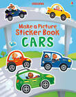 Make a Picture Sticker Book Cars by Felicity Brooks (Paperback, 2013)