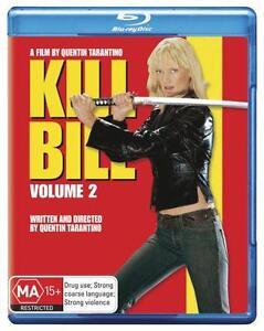 Kill Bill : Vol 2 (Blu-ray, 2011) NEW AND SEALED