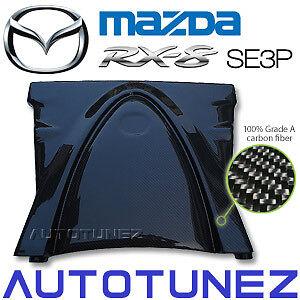 Mazda-RX-8-Carbon-Fiber-Engine-Cover-Lid-SE3P-2003-2008