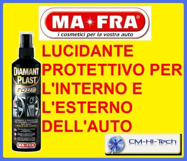 MAFRA MA-FRA DIAMANT PLAST FOUR LUCIDANTE PROTETTIVO PER AUTO MOTO SCOOTER QUAD