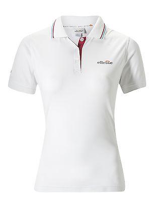ellesse Line Tennis Polo Shirt