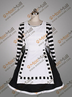 Alice: Madness Returns Real World Cosplay Costume Party Dress