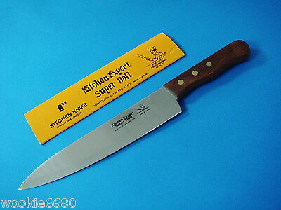 """8"""" Kitchen Expert Super Doll Stainless Steel Chef's Knife Japan"""