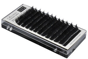 Alluring-Silk-lashes-C-Curl-Mixed-Size-4-size-in-1-Tray-Eyelash-Extensions