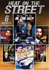 6 Film Heat on the Street (DVD, 2012, 2-Disc Set)