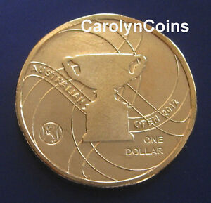1-2012-Australian-Open-Official-Australian-Open-Men-039-s-Trophy-One-Dollar-Coin