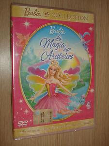DVD-BARBIE-COLLECTION-EL-MAGIA-DELL-039-ARCOBALENO-NUEVO-SELLADO