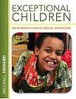 Exceptional Children: An Introduction to Special Education by William L. Heward (Hardback, 2012)