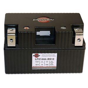 SUZUKI-LT-Z-400-QUADSPORT-Z-03-09-Shorai-Lithium-Battery-LFX14A4-BS12