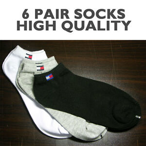 Lot-6-Pair-New-Mens-Cotton-Crew-Ankle-Socks-Low-cut-High-Quality-1