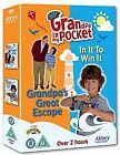 Grandpa In My Pocket - Grandpa's Great Escape (DVD, 2012, 2-Disc Set)