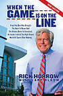 When the Game is on the Line by Rick Horrow (Paperback, 2011)