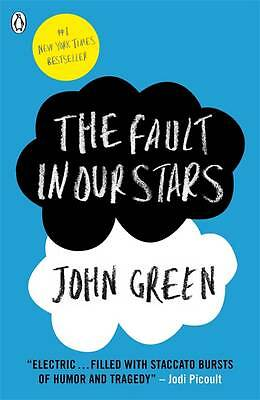 The Fault in Our Stars by John Green (Paperback, 2013) New