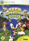 SEGA Superstars Tennis (Microsoft Xbox 360, 2008, DVD-Box)