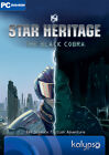 Star Heritage: The Black Cobra (PC, 2006, DVD-Box)