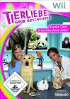 Tierliebe groß geschrieben: Kranke Tiere brauchen deine Hilfe (Nintendo Wii, 2008, DVD-Box)