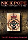 Nick Pope - The Man Who Left The Mod (DVD, 2012)