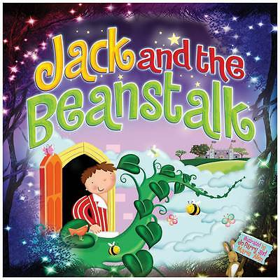"""AS NEW"" Jack and the Beanstalk (Children's Bedtime Stories), Arcturus Publishin"