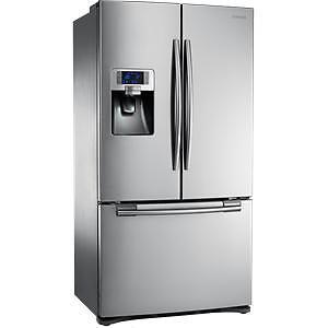 Samsung Rfg23uers 520l French Door Refrigerator Ebay