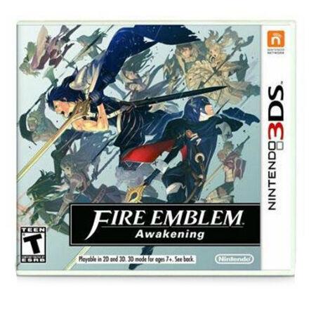 Fire Emblem: Awakening (Nintendo 3DS, 2013) Complete
