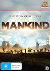 Mankind - The Story Of All Of Us (DVD, 2013, 3-Disc Set)