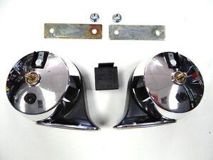 DODGE-RAM-HIGH-LOW-TONE-UNIVERSAL-DUAL-HORN-COMPACT-KIT