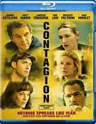 Contagion (Blu-ray/DVD, 2012, 2-Disc Set)