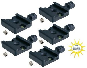 5-NEW-ARCA-fit-Desmond-CLAMP-Arca-Swiss-Compatible-with-5-Adapters-1-4-3-8