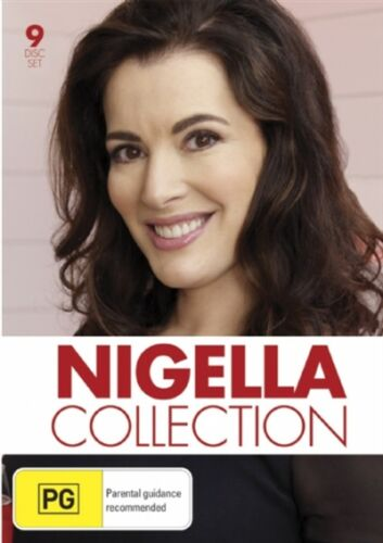NIGELLA LAWSON - NIGELLA COLLECTION (9 DVD SET) BRAND NEW!!! SEALED!!!