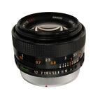 Canon FD 55mm f/1.2 FD Lens