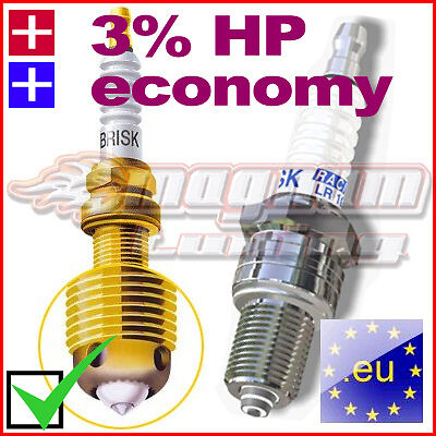 PERFORMANCE IGNITION SPARK PLUG Bombardier Rally 200 E-Ton VXL 250 Vector ST
