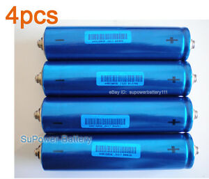 4PCS-12V-LiFePo4-Power-Battery-Cells-38120S-10AH-new-with-full-DIY-Components